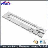 Da precisão de alumínio do CNC do metal da energia solar peças fazendo à máquina