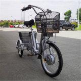 3つの車輪の電気三輪車中国製