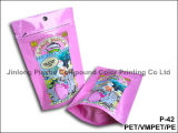 Молния Pet Food Packaging Bag