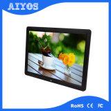 Рамка фотоего дюйма HD LCD цифров высокого качества 14