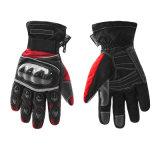 手袋のオートバイの乗馬のモトクロスの手袋の夏モーター十字の手袋を競争させるモーターバイクの指の関節の保護