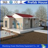 سريعة تجهيز [هيغقوليتي] يصنع يبني منزل من خفيفة [ستيل فرم] وسندويتش سقف و [ولّ بنل]