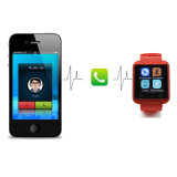 Montre intelligente du prix usine U8 Bluetooth pour le téléphone androïde