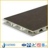 中国の製造者の高品質HPLのFormicaのアルミニウム蜜蜂の巣のパネル