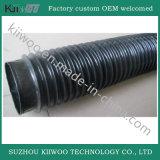 Le caoutchouc personnalisé durable de ressort en caoutchouc beugle le tube ondulé