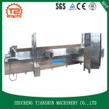 Máquina elétrica automática do alimento do aquecimento/máquina de processamento/vegetais /Peanuts/Chips Tszd-80