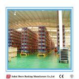 Estantes del alambre del estante de la paleta del estándar internacional de China