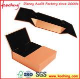 Boîte-cadeau de papier pliable de cadre de cadre/jouet de tissu de caisse d'emballage de vaisselle de cuisine d'emballage d'usine faite sur commande cosmétique au détail d'impression