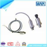 De slimme 4-20mA Cilindrische Sensor van de Druk voor de Zuiveringsinstallatie van het Water