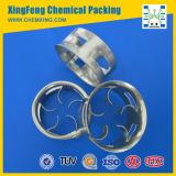 Mini anillo de metal en cascada (embalaje de metal)