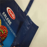 Pp Woven Tote Handle Shopping Bag per Promotion (MECO148)