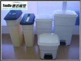 Prototype en plastique de Rapid de couverture d'équipement médical fait sur commande