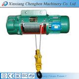 高品質CD1/MD1競争価格の電気ワイヤーロープ起重機