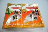 カスタマイズされたデザインアルミニウムクラフト紙袋はコーヒー豆、ナット、茶包装のためのジッパーの袋を立てる