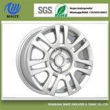 車輪ハブのための銀製のプラスチック粉