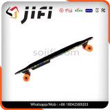 Planche à roulettes électrique de freinage de roue électromagnétique du circuit 4