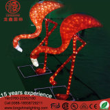 Свет фламингоа мотива рождества СИД декоративный для напольного освещения