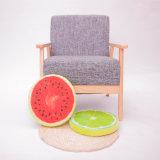 Подушка Confortable круглого типа плодоовощ хлопка декоративная