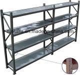Pieza popular del estante del metal del soporte del metal de hoja del diseño