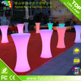 Cheap Price High-quality Outdoor All-Weather LED Light Bar Table
