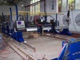 Heiße neue Plasma-Ausschnitt-Maschine CNC-2017