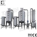 Испаритель конденсатора молока молокозавода вакуума нержавеющей стали