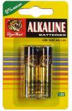 HauptLr6/3646 AA Size/Am-3 alkalische Batterie des Tiger-