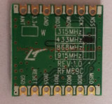 315/433/868/915 MHz Rfm69c RF 데이터 송수신기 모듈