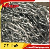 DIN 763 гальванизировал длиннюю цепь соединения от фабрики