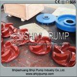 Säurebeständige Qualitäts-Schlamm-Pumpen-nasse Teile