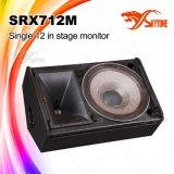 단계 직업적인 오디오 Srx712m 모니터 스피커