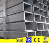 Tubo de acero cuadrado de la autógena de la Construcción