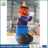 Подгонянный Halloween раздувной, автомобиль Halloween привидения раздувной для сбывания
