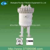Alta Eficiencia PP bolsa de plástico Caja del filtro