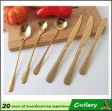 광택이 있는 포크 숟가락 칼 고정되는 칼붙이 호텔 대중음식점 칼붙이