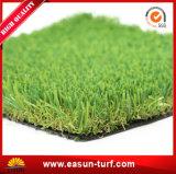 اللون الأخضر زيتونيّ اللّون حديقة عشب مرج اصطناعيّة من الصين