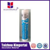 Alucoworld Polyester-heiße Schmelzanhaftendes freies Epoxidharz-Silikon