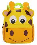快適な3D漫画の動物の幼稚園の子供の子供のランドセルのバックパック