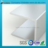 Profilo di alluminio della parte anteriore del negozio della Sudafrica per il portello della finestra