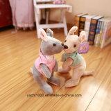 Плюш игрушки кенгуруа с тенниской