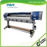Принтер сублимации Wer 1.6m для любого печатание ткани