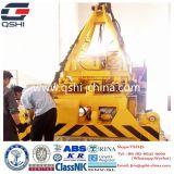 Écarteur de levage de conteneur électrique télescopique hydraulique automatique