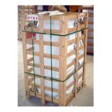 도와와 포장 기계 (P72/P80)를 위한 돌 누르는 나누는 기계