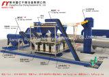Máquina de granulagem do fertilizante do certificado NPK/compound de EAC