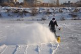 Дешевая воздуходувка снежка газолина 11HP (STG1101QE-02)