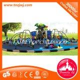 Оборудование спортивной площадки школы парка атракционов напольное с скольжением