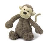 Giocattolo su ordinazione della peluche della scimmia della peluche
