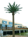 Tester esterni di alta qualità 8 dell'albero artificiale della palma da datteri