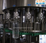 天然水の生産ラインを完了しなさい