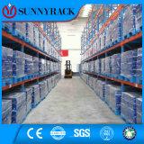 Estante resistente de la paleta del almacenaje aprobado del metal del CE